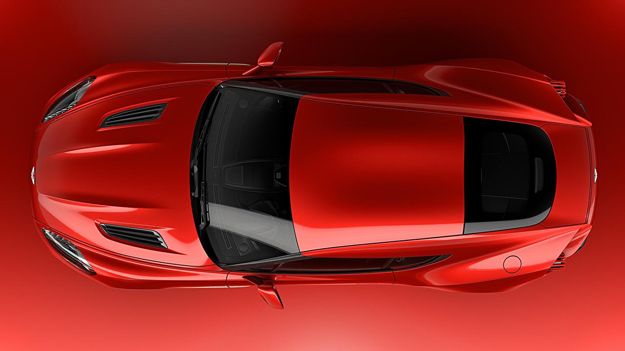 2016 Aston Martin Vanquish Zagato Concept  egmCarTech