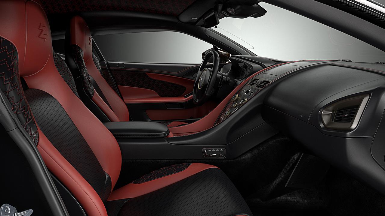2016 Aston Martin Vanquish Zagato Concept  egmCarTech  egmCarTech