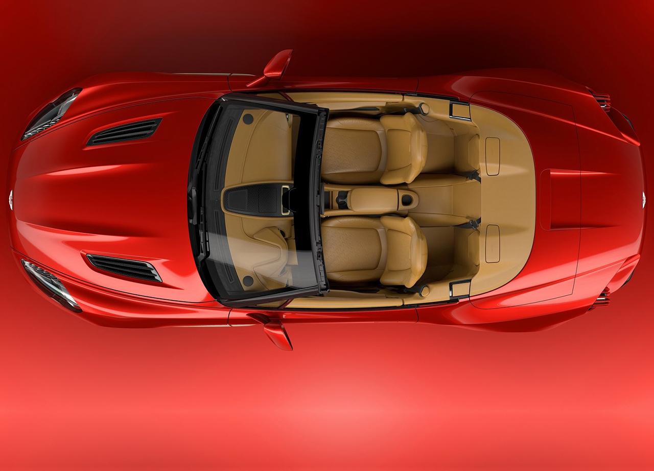 2016 Pebble Beach – Aston Martin Vanquish Zagato Volante
