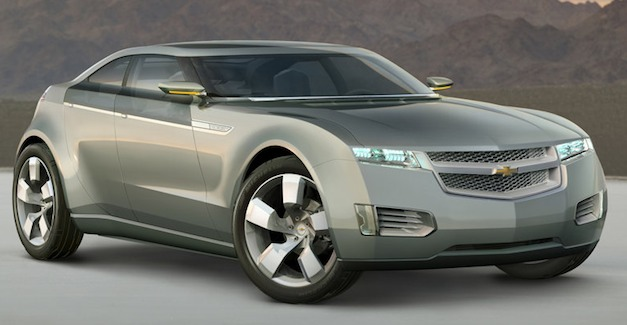 Chevrolet Volt Concept