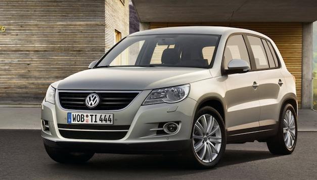 2008 VW Tiguan