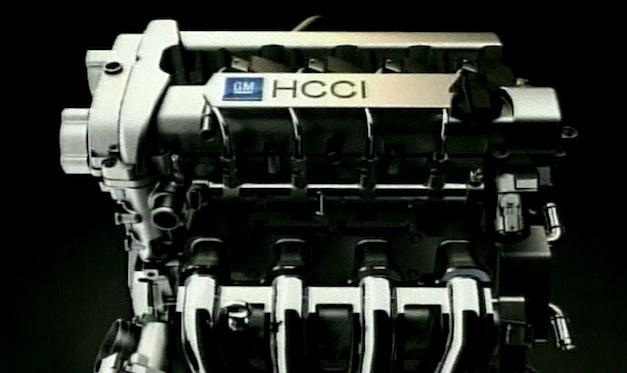 GM HCCI