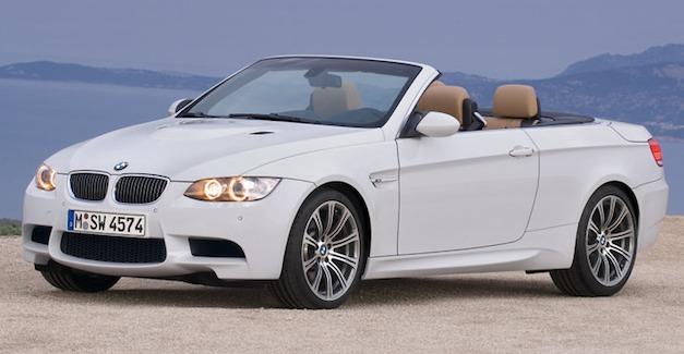 2008 BMW M3 goes topless in Geneva - egmCarTech