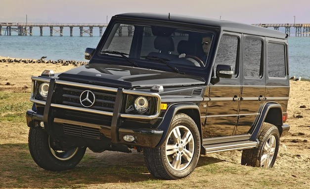 2009 mercedes benz g500 gets a 5 5l v8 with 388 horses. Black Bedroom Furniture Sets. Home Design Ideas