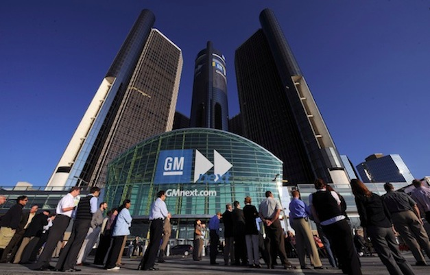 gmrenaissancecenter Report: One of GM's highest ranking designers unexpectedly resigns