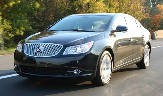 review 2010 buick lacrosse cxs no longer your daddy 39 s. Cars Review. Best American Auto & Cars Review