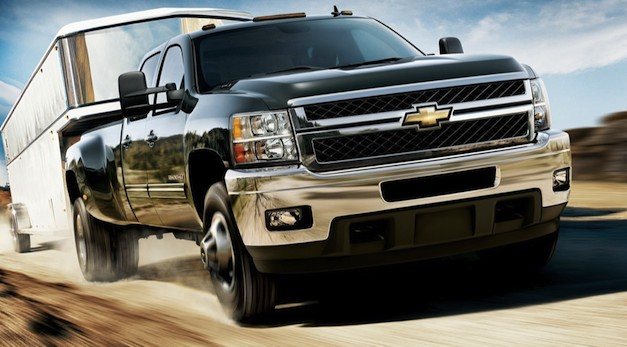 2011 Chevrolet Silverado Heavy Duty