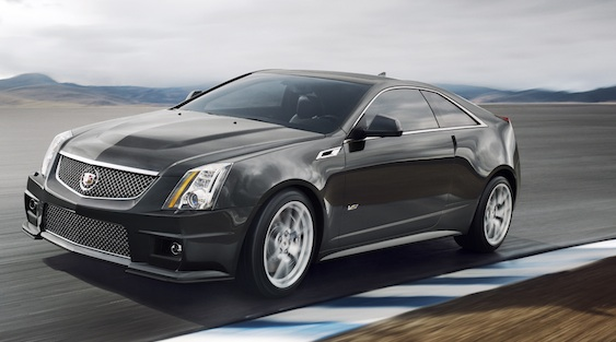 2011 cadillac cts v coupe prices start at 62 990 egmcartech. Black Bedroom Furniture Sets. Home Design Ideas