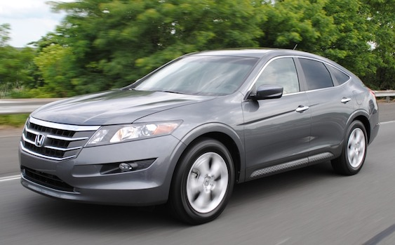 Review: 2010 Honda Accord Crosstour, An Accord With AWD And Some Utility