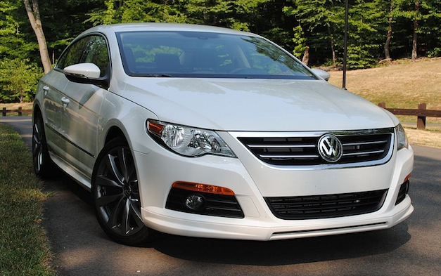 review 2010 volkswagen cc is a wise choice for four door. Black Bedroom Furniture Sets. Home Design Ideas