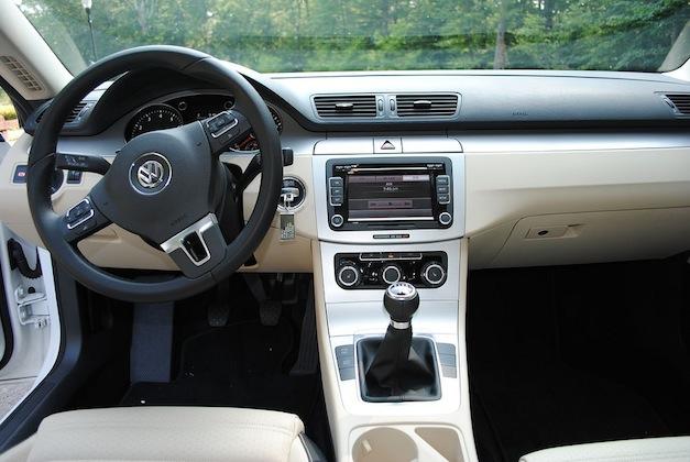 Review: 2010 Volkswagen CC