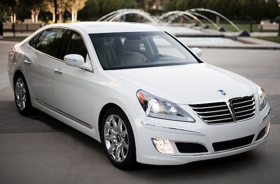 2011 Hyundai Equus Prices Start At 58 000 Comes With