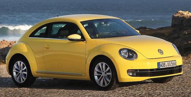 2011 Volkswagen Beetle