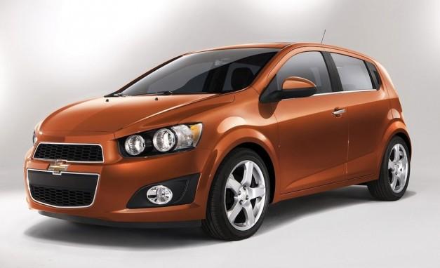 2012 Chevrolet Sonic Hatchback - egmCarTech - egmCarTech2012 Chevrolet ...