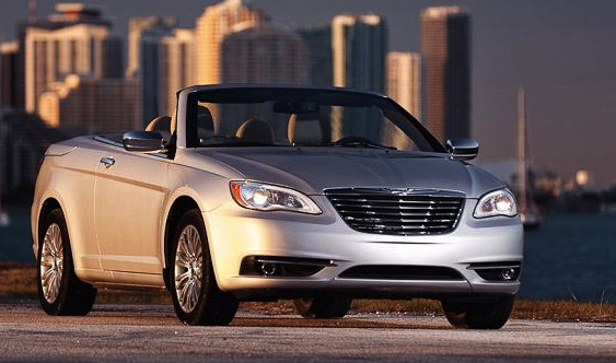 leaked 2012 chrysler 200 convertible photos hit the web. Black Bedroom Furniture Sets. Home Design Ideas