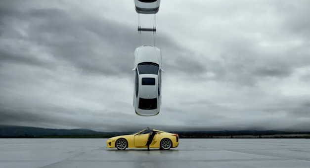 Lexus The Hard Way
