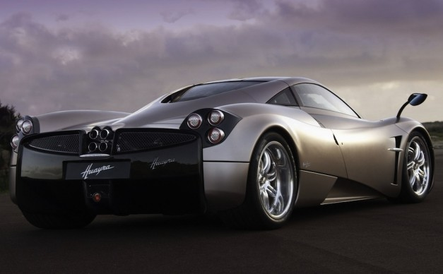 Pagani Huayra