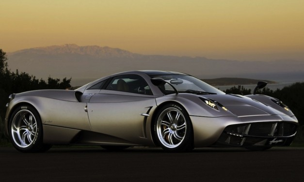 Horacio Pagani: There will be Pagani Huayra roadster in 3 years