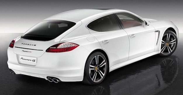 Report: Porsche and McLaren may unveil their own Shooting Brake Concepts at Paris