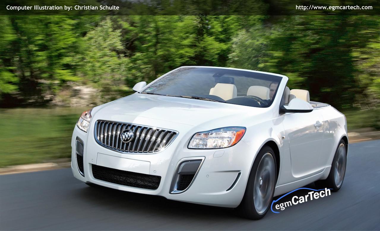 Exclusive Designers Looking To Get Buick Regal