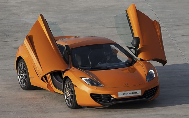 Video: EVO pins McLaren MP4-12C vs. Ferrari 458 Italia vs. Noble M600 vs. Porsche 911 Turbo S