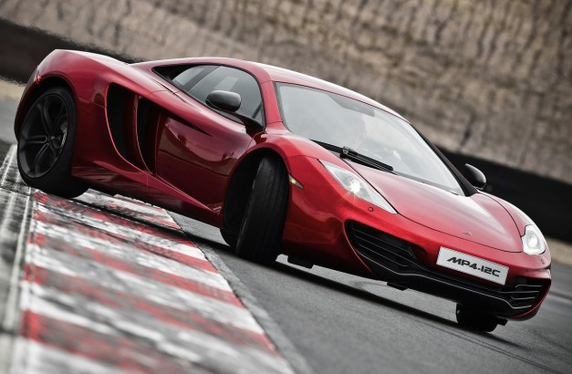 McLaren working on 'Mega Mac' to compete with Bugatti Veyron