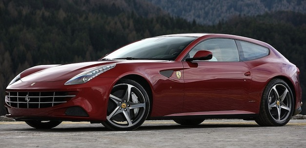 2012 Ferrari FF