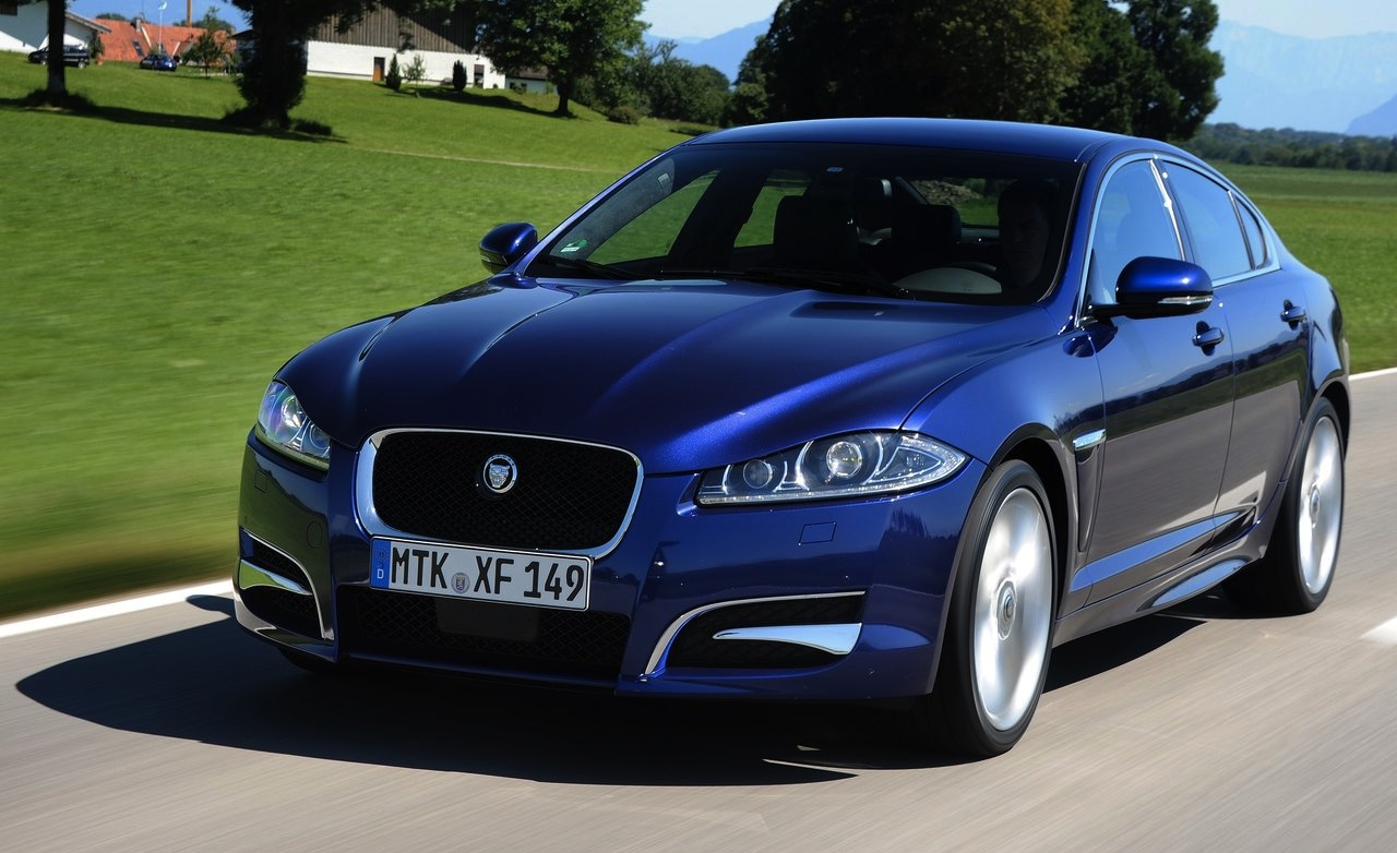 Jaguar cars blue - photo#15