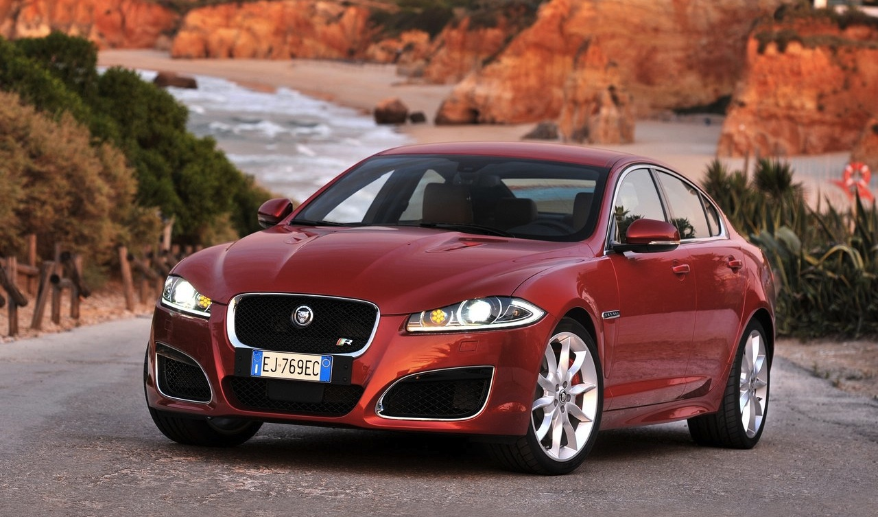 2012 Jaguar XFR