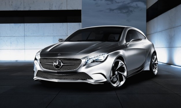 Production Mercedes-Benz A-Class coming to U.S. in 4 different styles