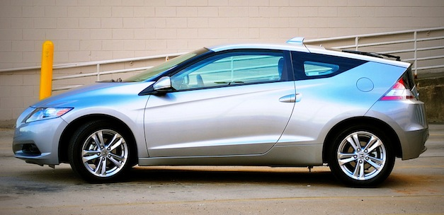 Review: 2011 Honda CR-Z Hybrid