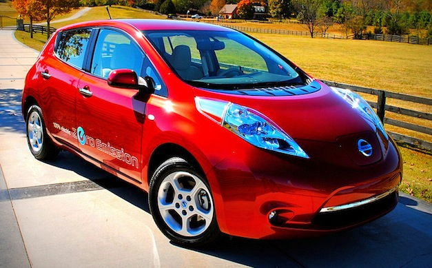 Review: 2011 Nissan LEAF