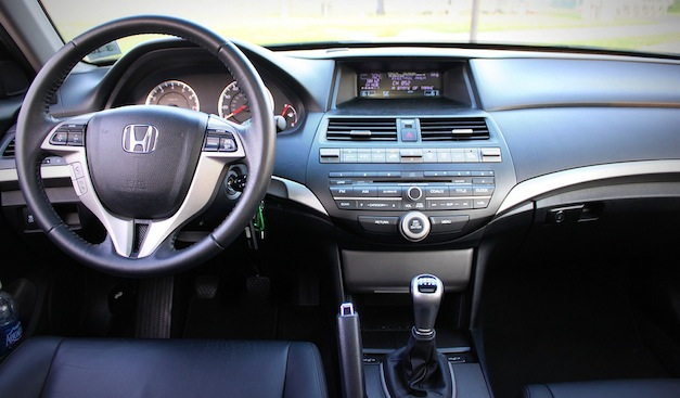 2011 Honda Accord V6 Coupe