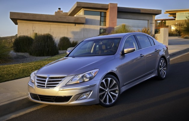 Report: Next generation Hyundai Genesis due for 2014 Detroit Auto Show debut as 2015 model