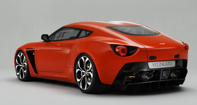 Videos: Aston Martin V12 Zagato revs its engine, sounds brutal