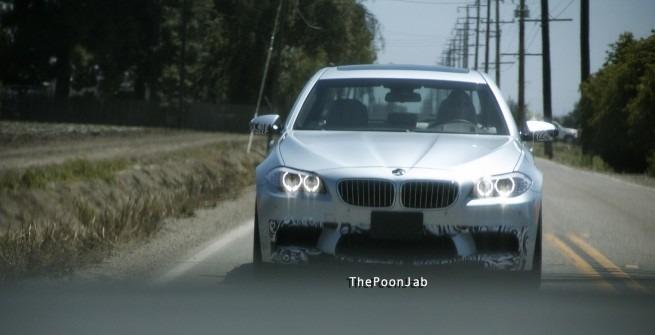 BMW M5 Prototype
