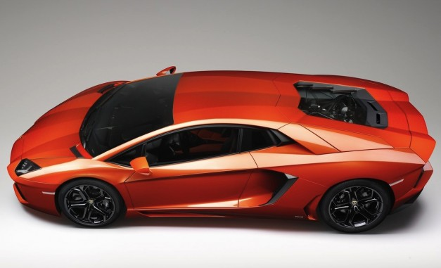 Lamborghini Aventador Roadster confirmed via U.S. DOE fuel-economy site