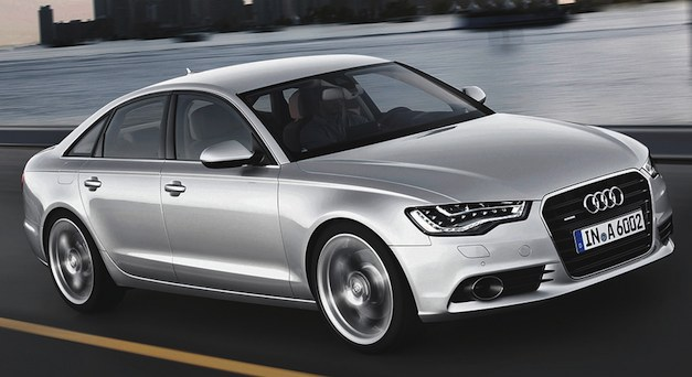 2012audia6new Report: 2013 Audi A6 2.0T Quattro rated at 20/30 city/highway