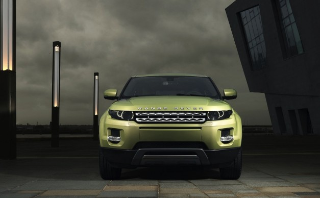 2012 Range Rover Evoque Coupe