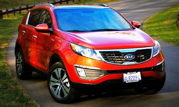 Review: 2011 Kia Sportage