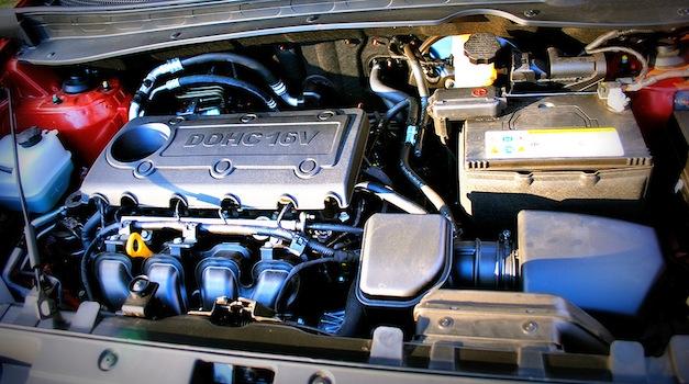 Review: 2011 Kia Sportage