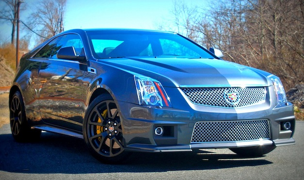 Review: 2011 Cadillac CTS-V Coupe