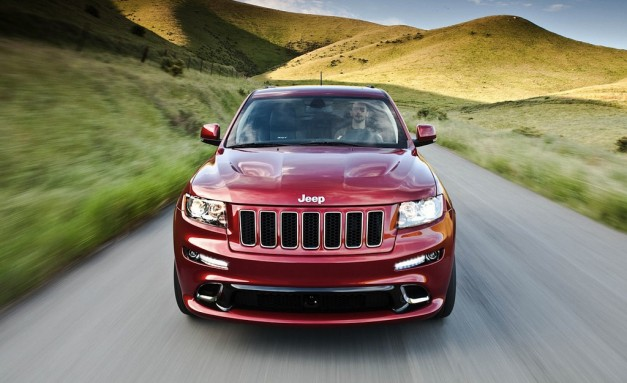 Maserati SUV to get 6.4L HEMI V8 from Jeep Grand Cherokee SRT8