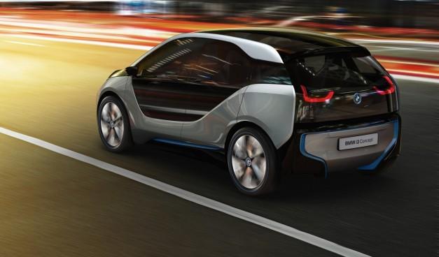 2011 LA: BMW i3 Concept electrifies LA