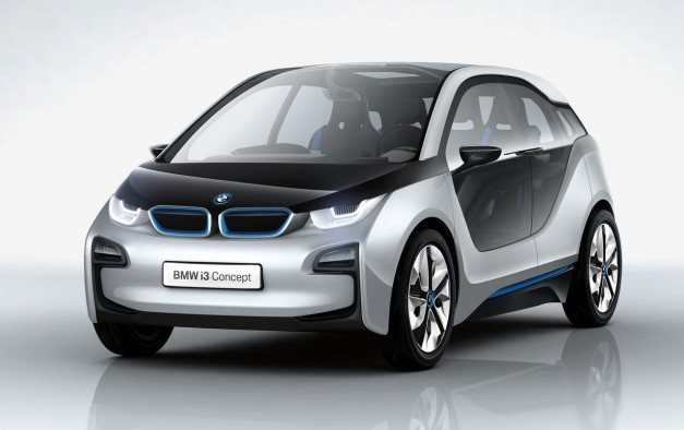 BMW i3 will cost around $35,000, will offer range of 160 miles on full charge