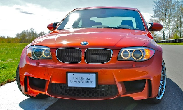 First Drive: 2012 BMW 1-Series M Coupe