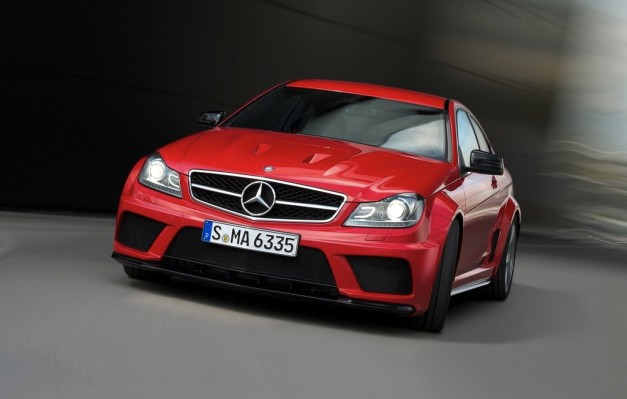 Report: All first 800 Mercedes-Benz C63 AMG Black Series coupes sold