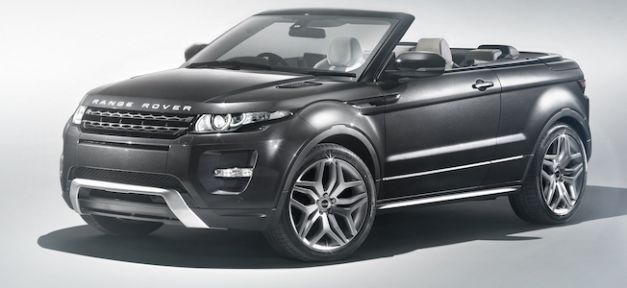 Report: Land Rover in the process of attempting to approve Range Rover Evoque Convertible
