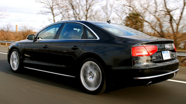 Review: 2011 Audi A8