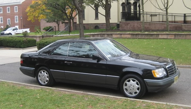 Flashback Review: 1994 Mercedes-Benz W124 E320 Coupe